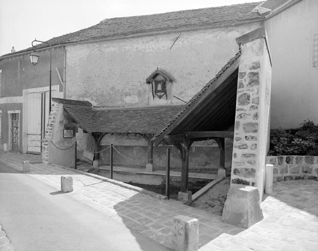 photo pour lavoir du Mesnil
