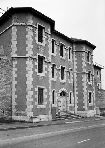 photo pour Prison (Maison d'Arrêt)