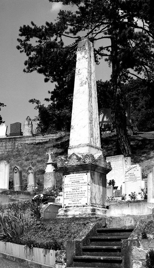 photo pour Monument Sépulcral des Epoux Guichard