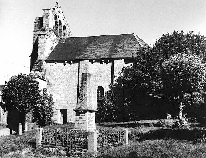 photo pour Eglise de Pigerolles