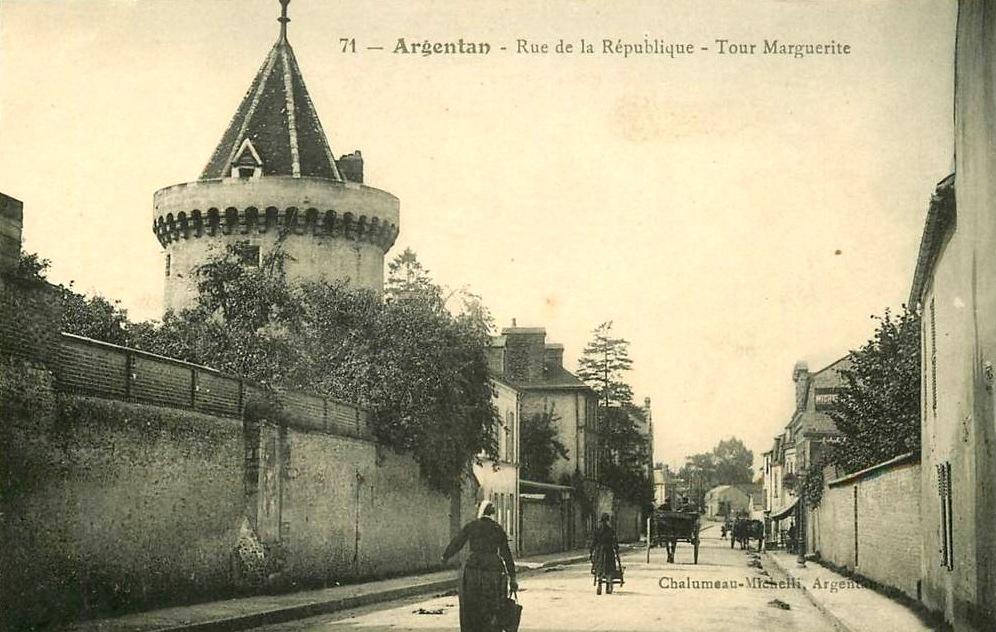 photo pour Tour Marguerite