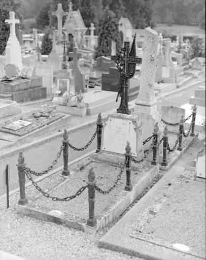 photo pour tombeau de Marius Repérant