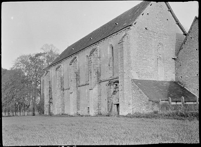 photo pour Ancien prieuré de Saint-Laurent de Manzay