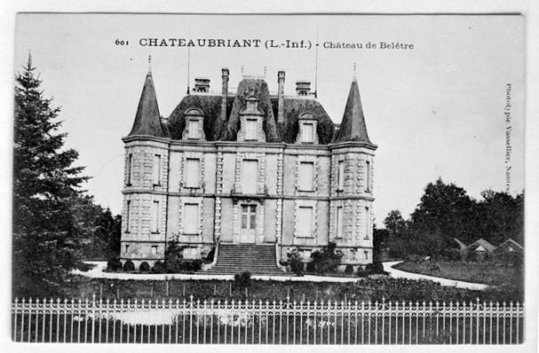 photo pour Hôtel de Belêtre