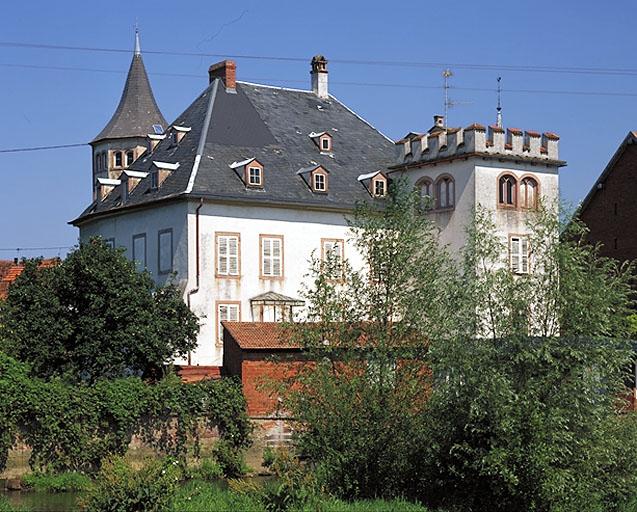 photo pour château de Schauenbourg
