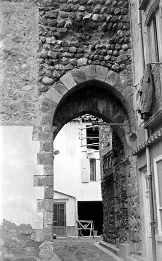 photo pour Porte fortifiée