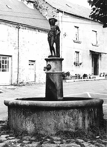 photo pour Fontaine 1ère fontaine