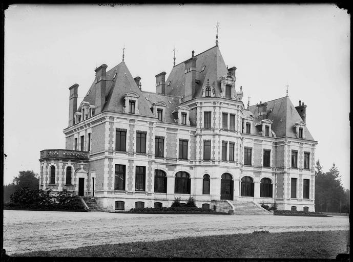 photo pour Château  lieu dit Villiers