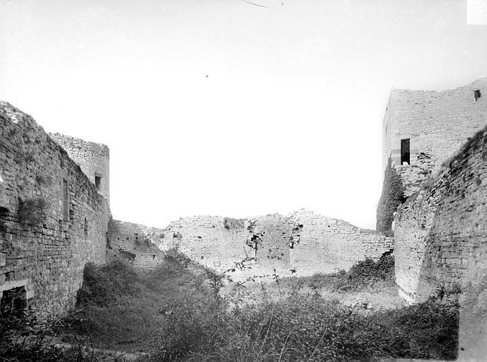 photo pour Château (ruines de l' ancien)