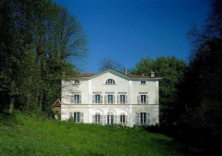 photo pour Maison de notable dite maison Montchoisy