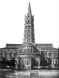 photo pour Eglise Saint-Sernin