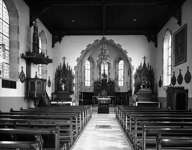 photo pour église paroissiale Saint-Blaise