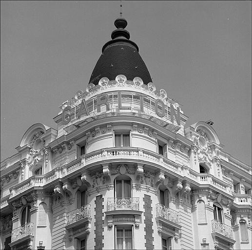 photo pour hôtel de voyageurs dit Hôtel de la Plage