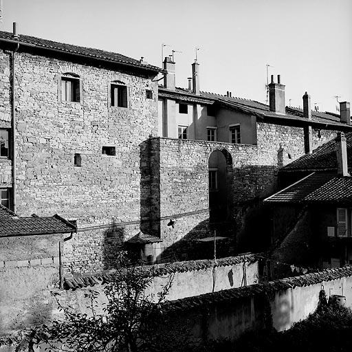 photo pour Couvent, Immeuble de Frères Réguliers du Tiers Ordre de Saint-François dit Couvent des Picpus