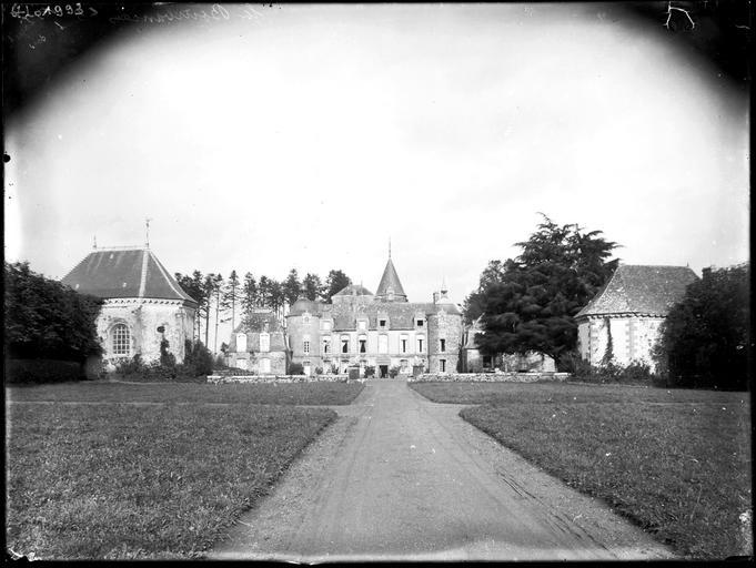 photo pour Château de la Bourbansais