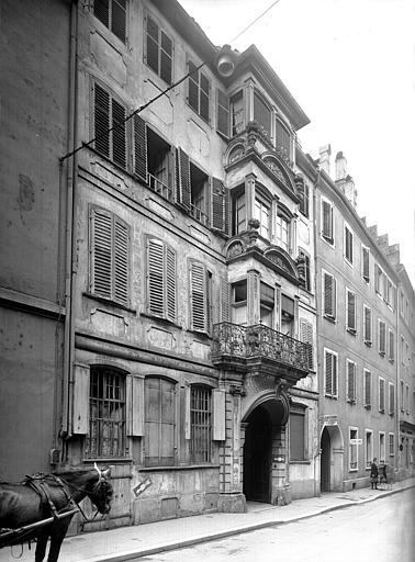 photo pour Ancien Hôtel Brackenhoffer