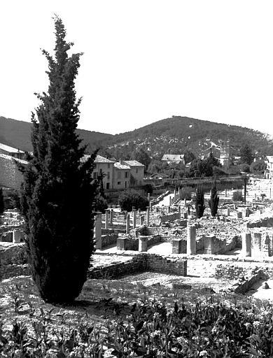 photo pour Champ de fouilles gallo-romaines du quartier de la Villasse