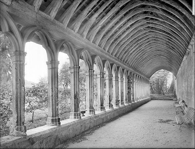 photo pour Restes de l'ancienne abbaye de la Guiche