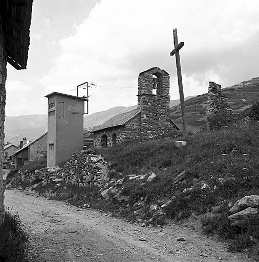 photo pour Chapelle de Pénitents Sainte-Brigitte