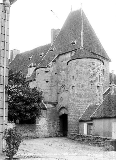 photo pour Château des Evêques de Nevers (ancien)