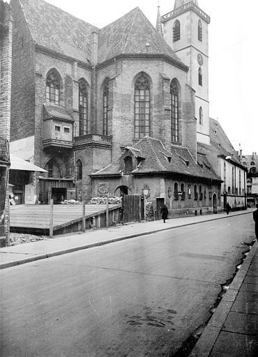 photo pour Eglise protestante Saint-Pierre-le-Vieux