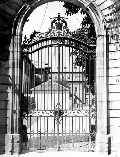 photo pour Ancien Hôtel Klinglin dit Petit Broglie, actuellement Hôtel du préfet
