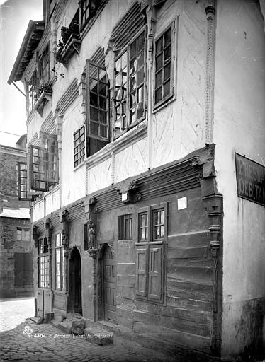 photo pour Maison du 16e siècle, dite Maison du Guesclin