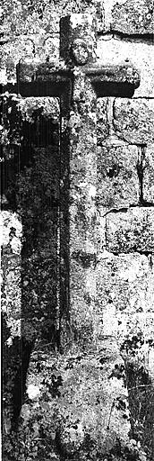 photo pour Croix monumentale  lieu dit Morterolles