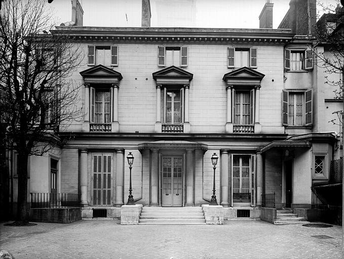 photo pour Ancien hôtel Rousseau