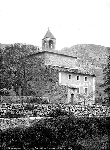 photo pour Chapelle Notre-Dame-du-Groseau