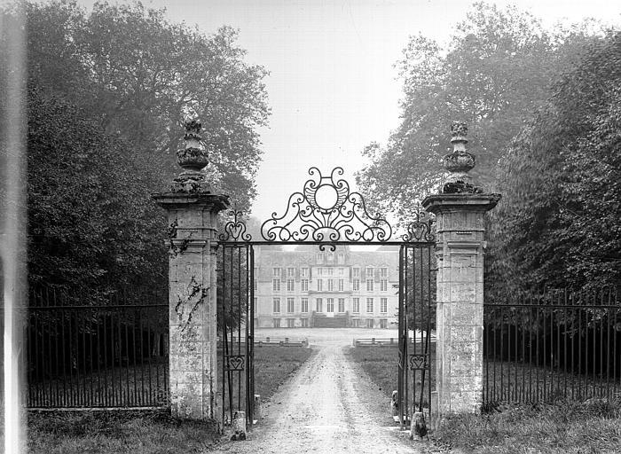 photo pour Château de Manneville