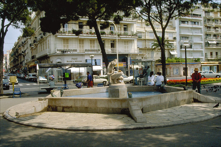 photo pour fontaine Bouraine