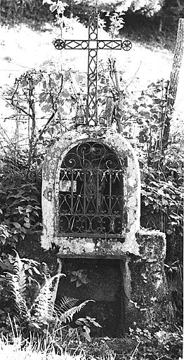 photo pour Fontaine de Dévotion Saint-Roch