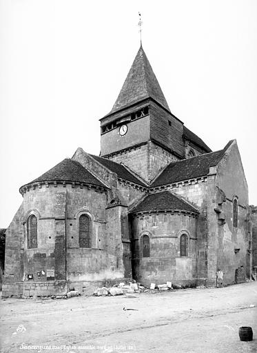photo pour Eglise Saint-Jacques-et-Saint-Cyr