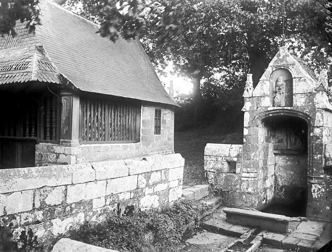 photo pour Chapelle et fontaine Notre-Dame des Fontaines