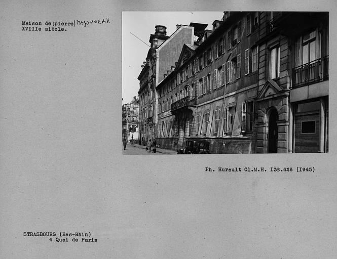 photo pour Ancien Hôtel de Neuwiller
