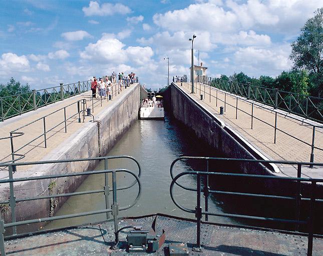 photo pour pont canal du Guétin (canal latéral à la Loire)