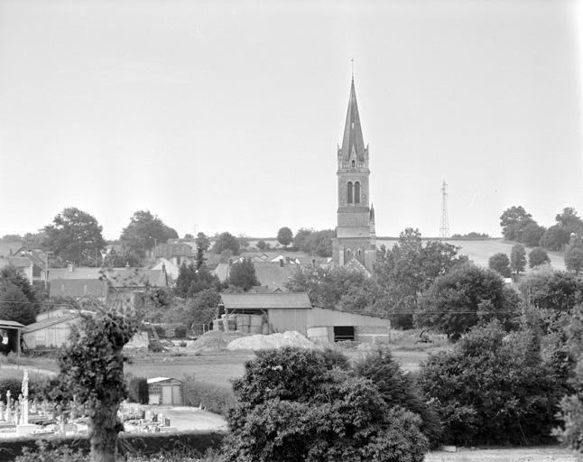 photo pour église paroissiale Saint-Jean-Baptiste