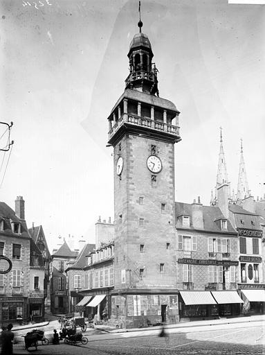 photo pour Tour de l'Horloge dite Jacquemart