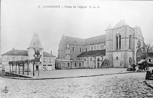 photo pour prieuré ; actuellement basilique Notre-Dame-de-Bonne-Garde