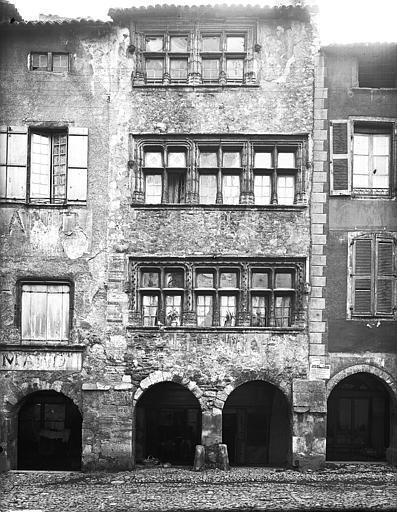 photo pour Maison Renaissance dite maison Bernays ou maison Jean-Imbert de Dardennes