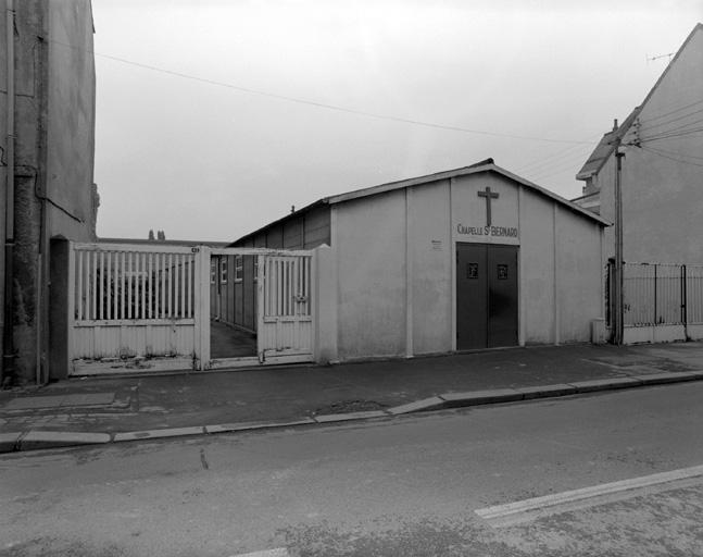 photo pour Chapelle Saint-Bernard