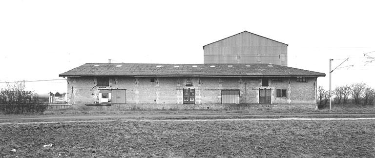 photo pour Caséinerie Monnet, puis usine de produits pour l'alimentation animale Unilait international