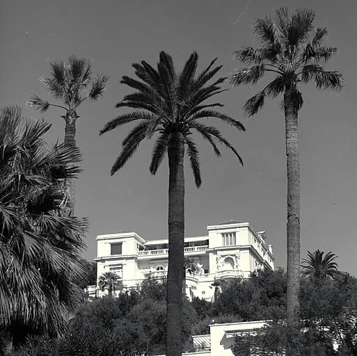 photo pour maison dite château du Croûton, puis château de Juan-les-Pins