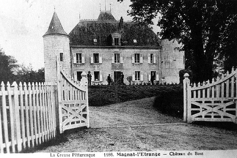 photo pour Château  lieu dit le Bost