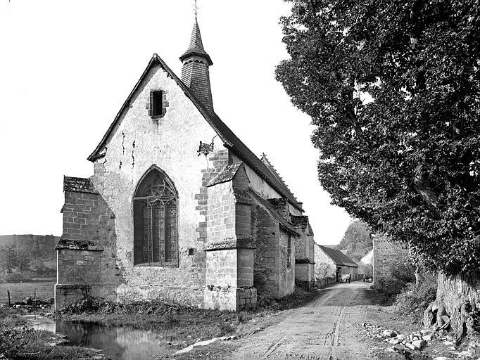 photo pour Chapelle Notre-Dame de la Borne