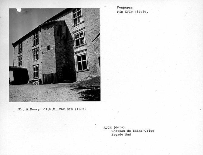 photo pour Château de Saint-Cricq