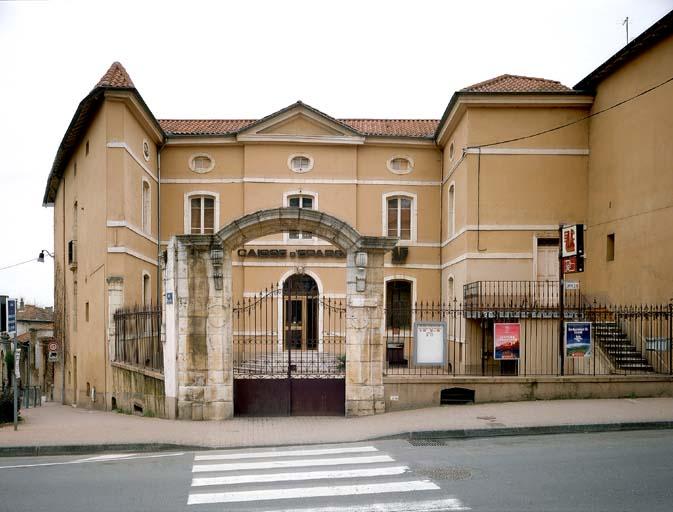 photo pour Hôtel de parlementaire dit hôtel de Fontbleins, puis hôtel de voyageurs du Lion d' Or