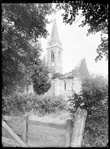 photo pour Prieuré Notre-Dame et Saint-Etienne de Villiers