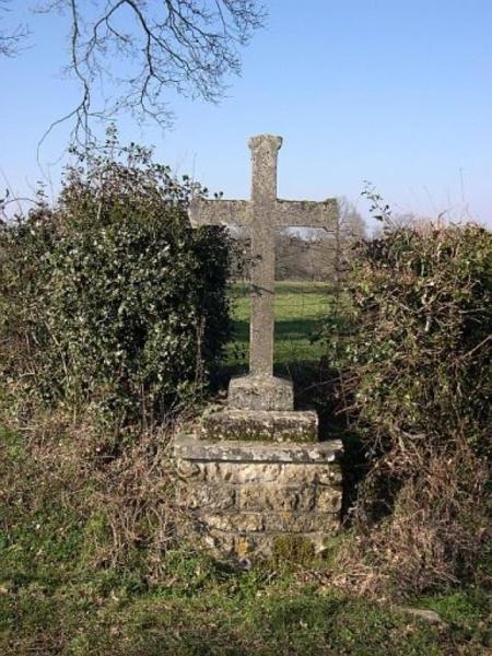 photo pour Croix de chemin  lieu dit Grange Jacquet